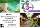 L'Atelier 4 aux journées EVS 2017
