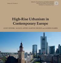 «High-Rise Urbanism», numéro spécial de Built Environment