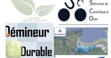 Le 10 mars 2020, venez découvrir les projets GeoNum…ériques
