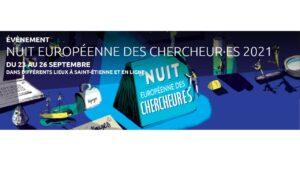 Forte mobilisation d'EVS à la 3eme édition stéphanoise de la NUIT EUROPÉENNE DES CHERCHEUR·ES !